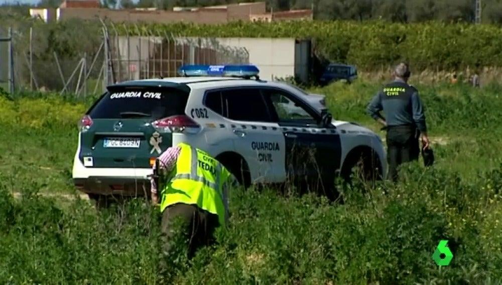 Detenido un hombre por presuntamente degollar a una mujer en el municipio sevillano de Pilas