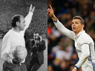 Cristiano Ronaldo supera a di Stefano como goleador del Real Madrid en el Bernabéu