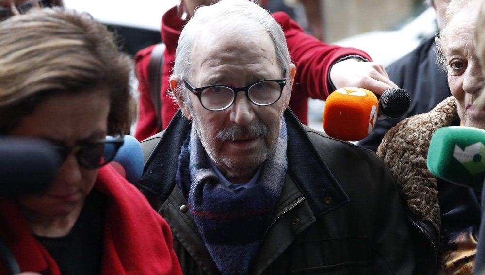 El exdirigente de UGT Asturias Fernández Villa