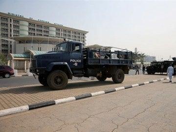 Policía Nigeria
