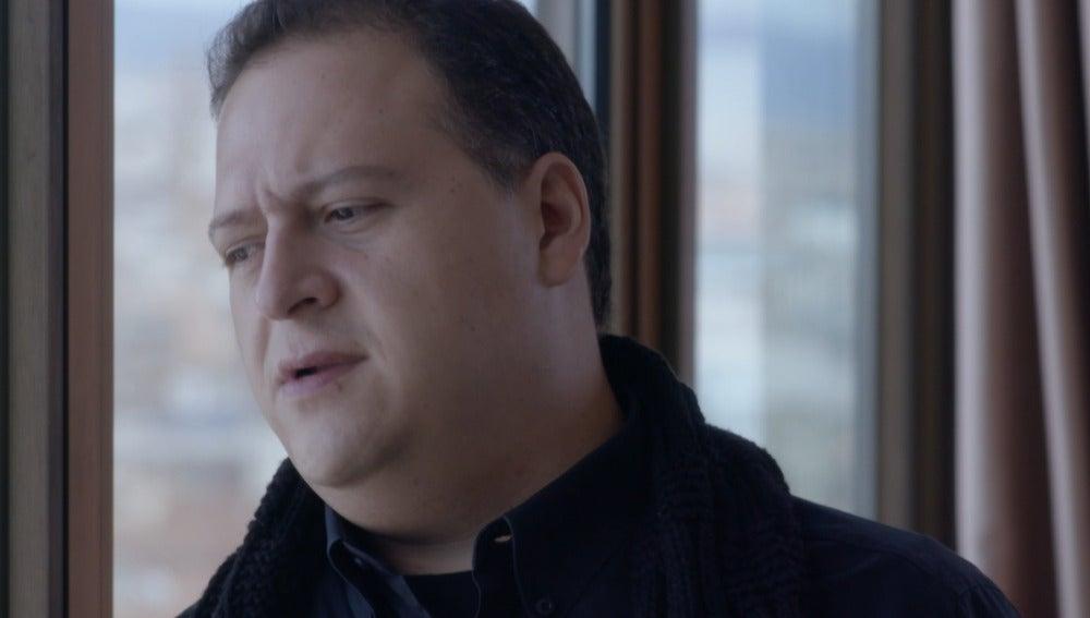 Sebastián Marroquín, hijo de Pablo Escobar: