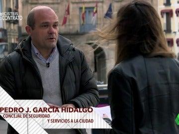 """Frame 20.114181 de: Pedro J. García: """"Poner en funcionamiento el Bosque de Acero otra vez costaría 300.000 euros"""""""