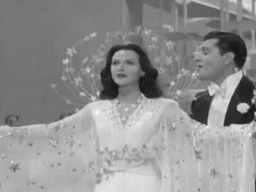La actriz e ingeniera Hedy Lamarr