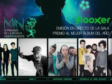 Flooxer patrocina la IX edición de los Premios Min