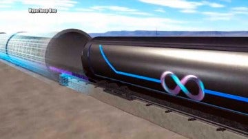Hyperloop muestra cómo será la cápsula de pasajeros para sus viajes ultrarrápidos de cara a 2018
