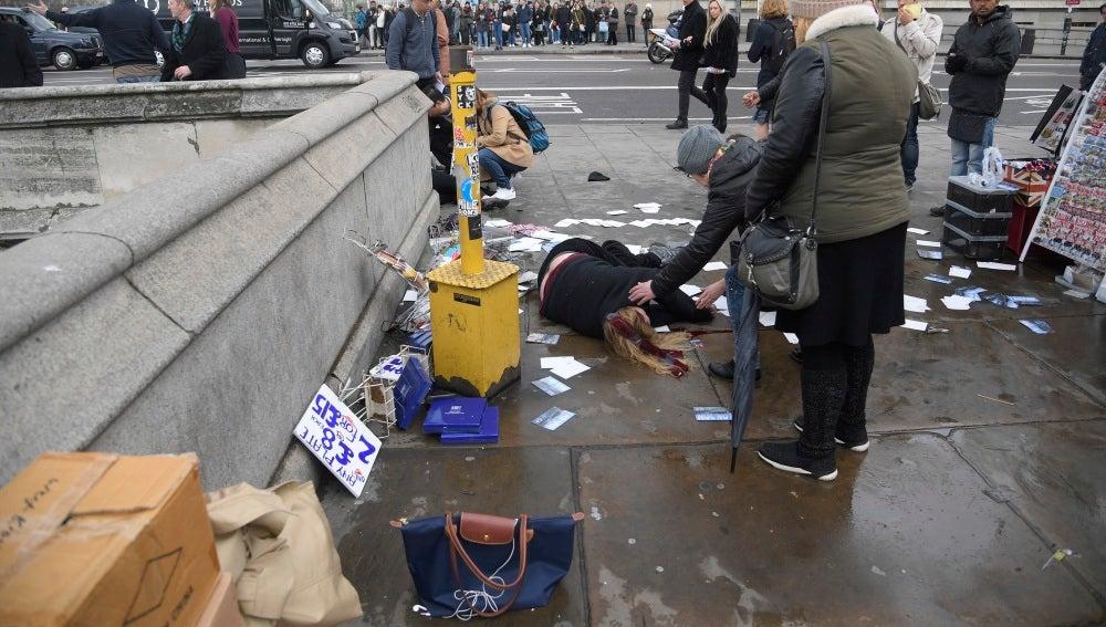 Ataque en Londres