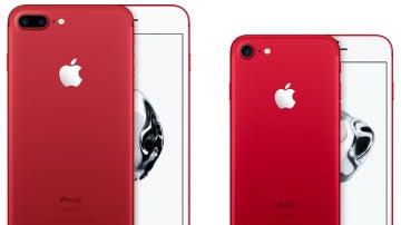 iPhone 7 y iPhone 7 Plus en su edición especial para la lucha contra el VIH