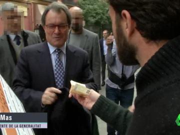 Artur Mas y Gonzo