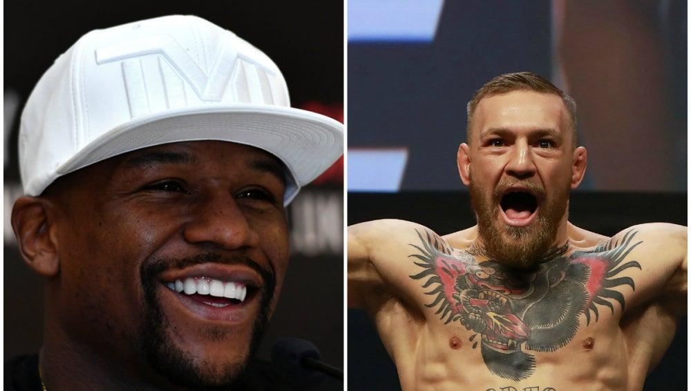 Mayweather vs. McGregor... ¿el combate del siglo?