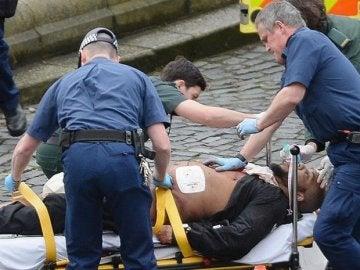 Imagen del terrorista de Londres