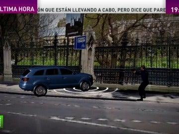 La reconstrucción del atentado en Londres