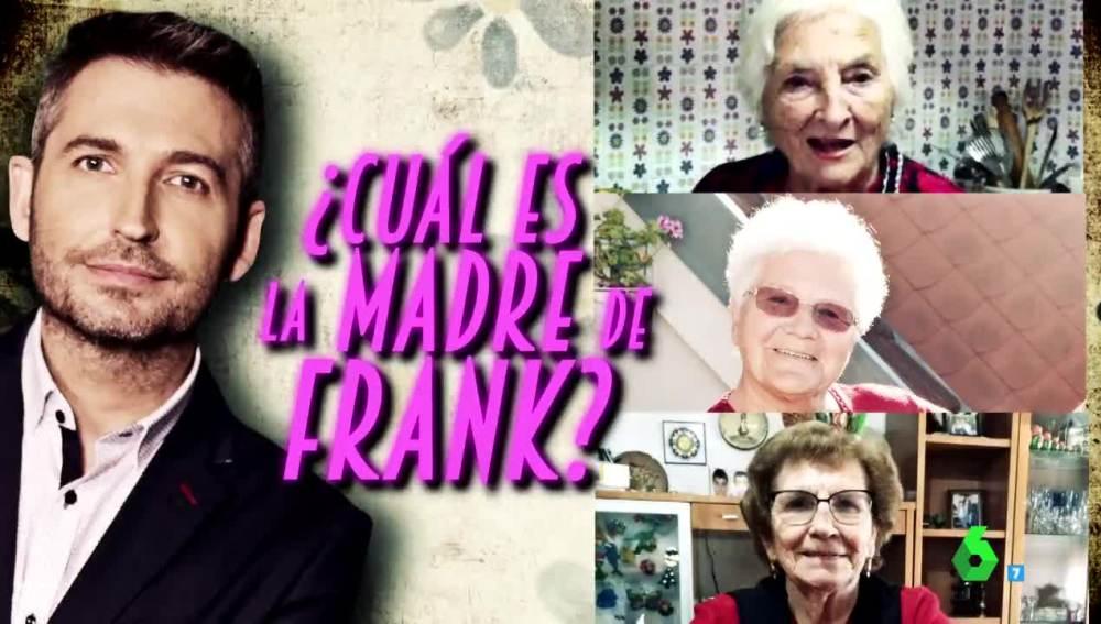 ¿Cuál es la madre de Frank Blanco?