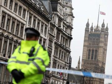 El centro de Londres, blindado