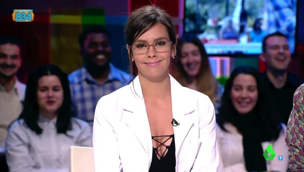 La experta en muñecas sexuales inteligentes, Cristina Congafas