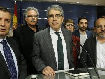 Francesc Homs abandona el Congreso