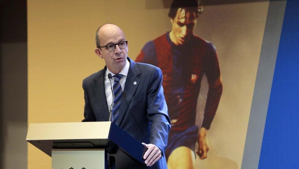 Jordi Cardoner, vicepresidente del Barcelona