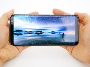 Samsung Galaxy S8, con Infinity Display