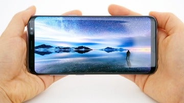 Samsung Galaxy S8, con Infinity Display