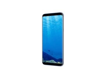 Samsung Galaxy S8 en azul