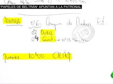 Frame 25.954061 de: Nuevos documentos de Beltrán Gutiérrez revelan que Aguirre fue reelegida en 2007 con tres millones en negro