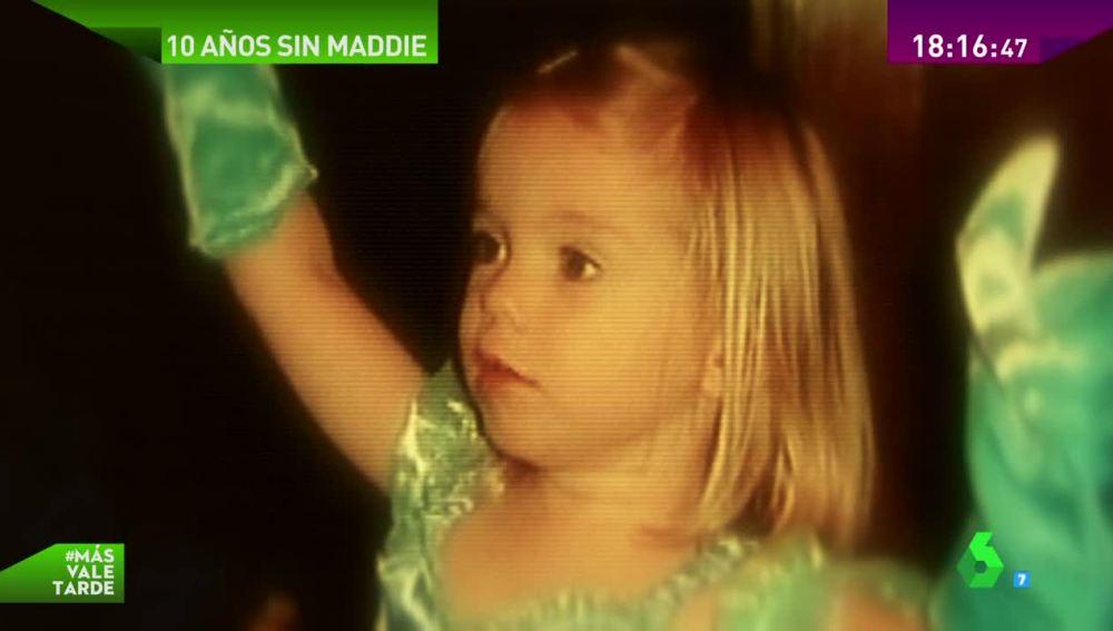 Madeleine McCan, la menor desaparecida en Portugal