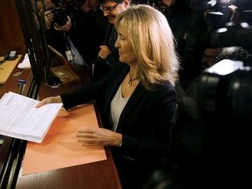 Marta Silva, en una imagen de 2015