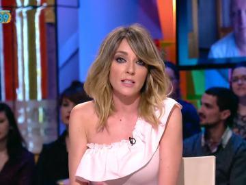 Anna Simon comenta el caso de Paco Sanz
