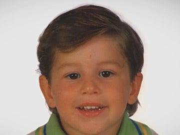 Sergio Ramos, siendo un niño