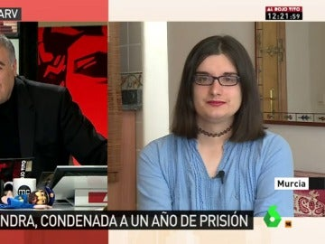 Cassandra Vera, condenada a un año de prisión por hacer chistes sobre Carrero Blanco