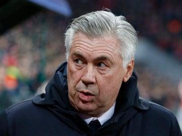 Carlo Ancelotti, técnico del Bayern de Múnich
