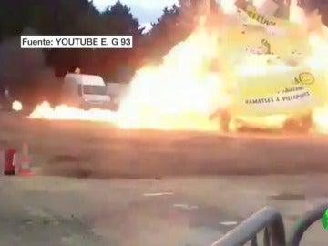 Veinte heridos, cuatro de ellos graves, en una explosión en una fiesta de carnaval en París