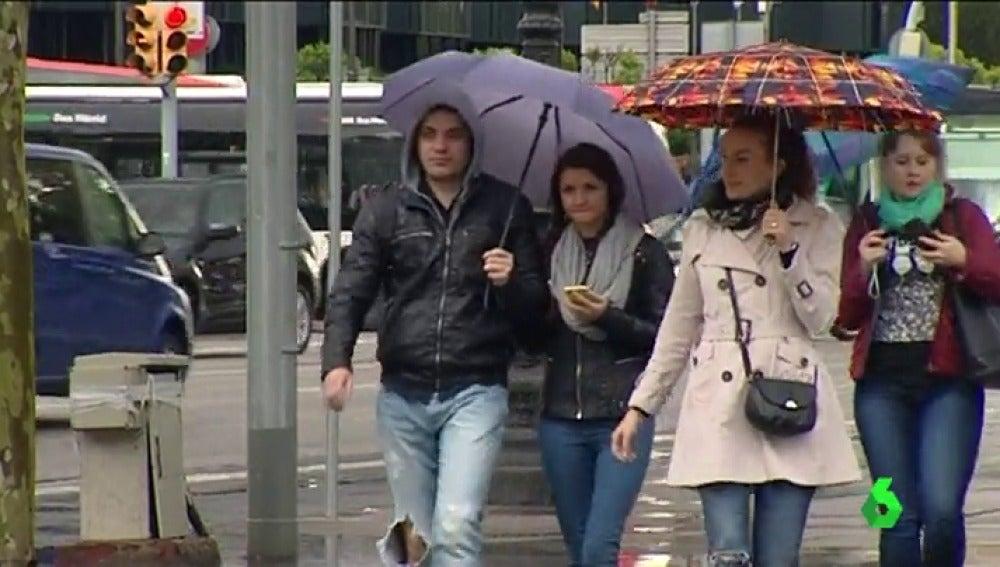 Abril será un mes frío, las temperaturas suben 2ºC con respecto al mes de marzo
