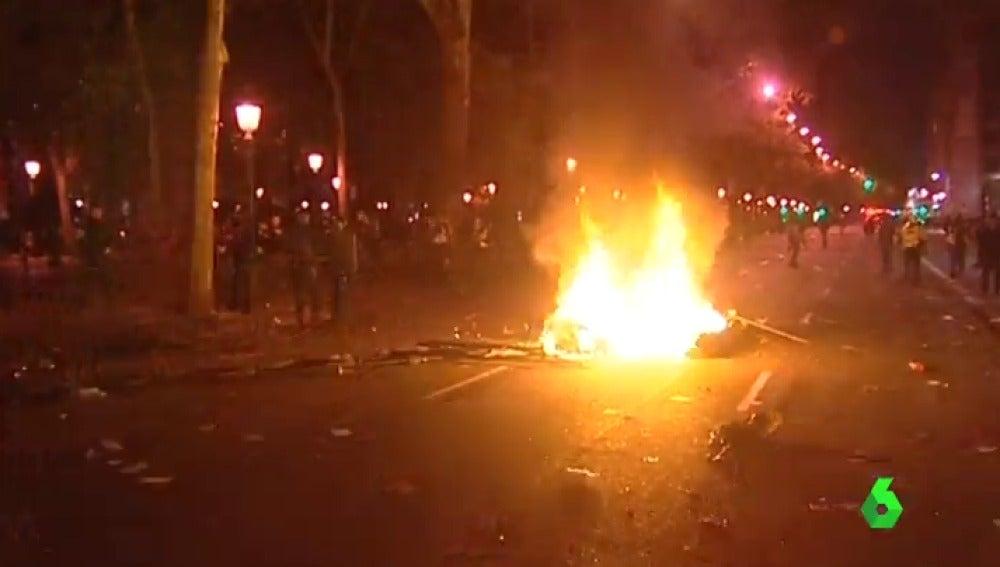 Huelga de 2012 en Alcorcón
