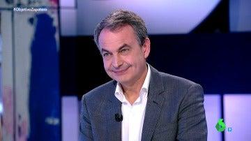 Rodríguez Zapatero en El Objetivo