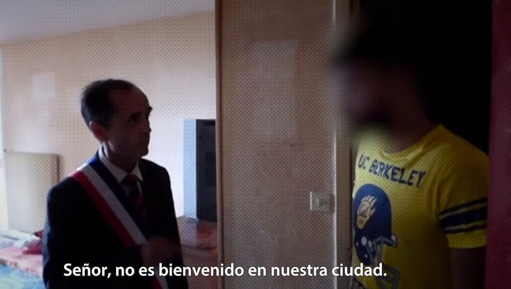 El alcalde de Béziers, contra los refugiados