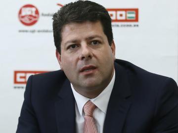 El principal ministro de Gibraltar, Fabian Picardo