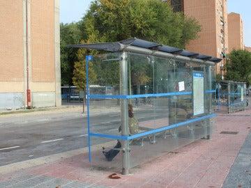 Marquesina de autobús (Archivo)
