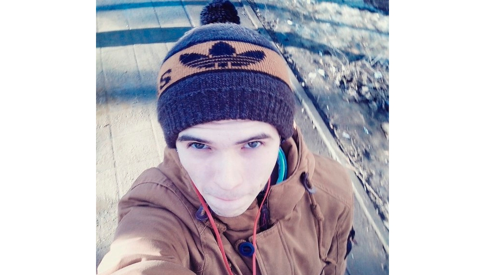 Selfie de Phillip Budeykin