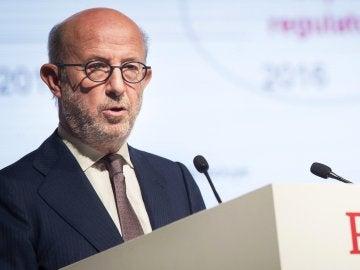 El presidente del Banco Popular, Emilio Saracho