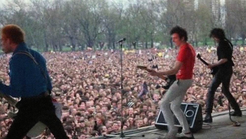 The Clash en Victoria Park