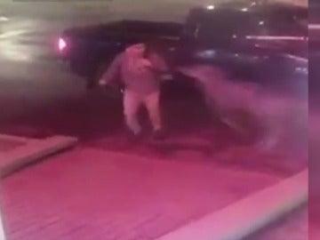 Un ciervo impacta contra un hombre en Canadá