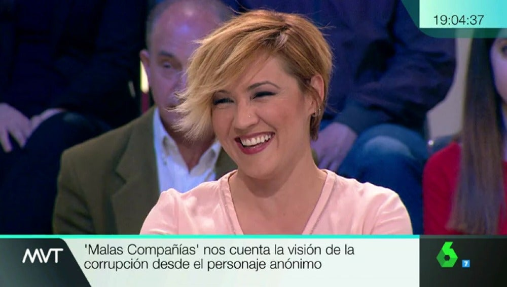 Cristina Pardo en MVT