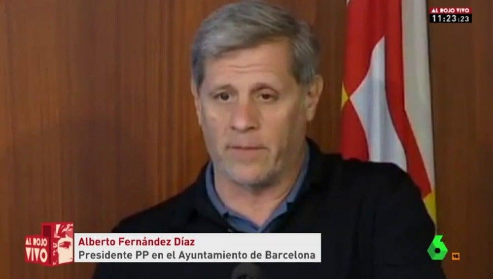 Alberto Fernández Díaz