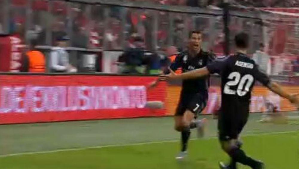 Real Madrid asusta en Alemania
