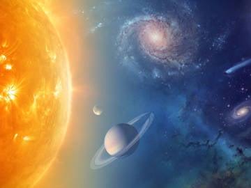 La mitad de los átomos de nuestro alrededor podrían provenir de fuera de la Vía Láctea