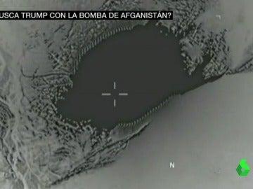 Bombardeo en Afganistán