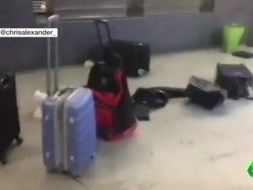 Una falsa alarma de disparos desata el caos en la estación de Pensilvania