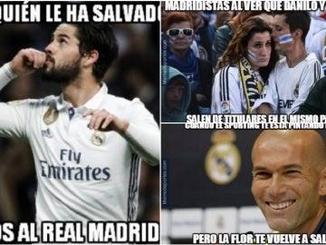 Memes del Sporting - Real Madrid