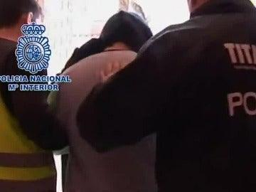 Ciberdelincuente detenido