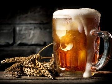 la cerveza puede resultar más eficaz que el paracetamol
